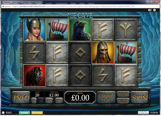 slot William Hill casino screenshot